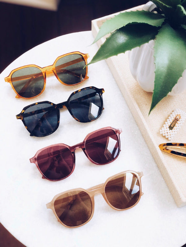 Lily Oversized Sunglasses by AJ Morgan-sunnies-aj morgan-AMQN Boutique