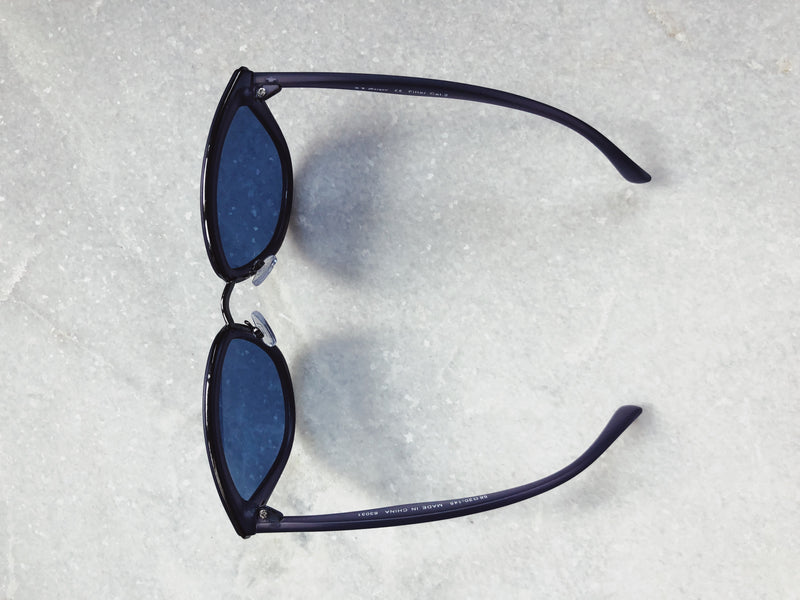 Yes Me! Oversized Cat Eye Sunglasses by AJ Morgan - amannequin - amannequin