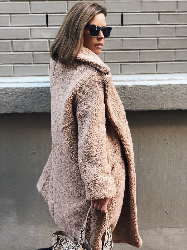 Harper Teddy Coat - Taupe-jacket-listicle-AMQN Boutique