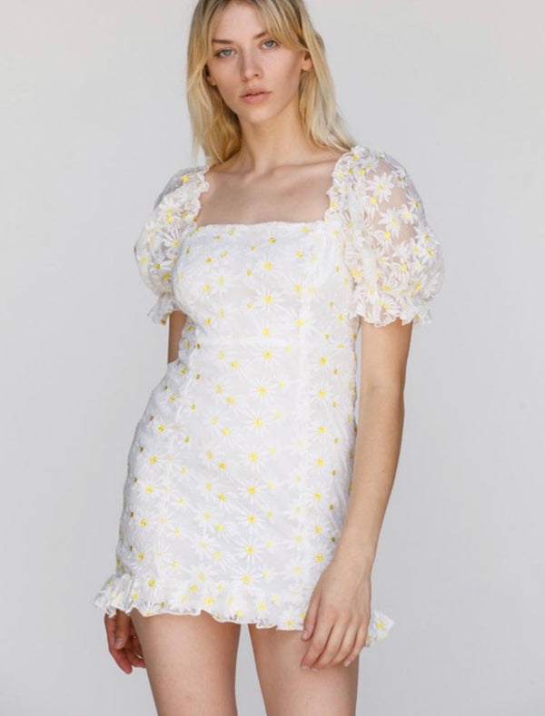 Kennedy Daisy Mini Dress