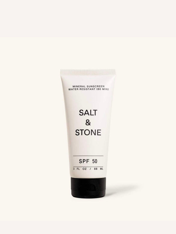 SALT & STONE - SPF 50 SUNSCREEN LOTION