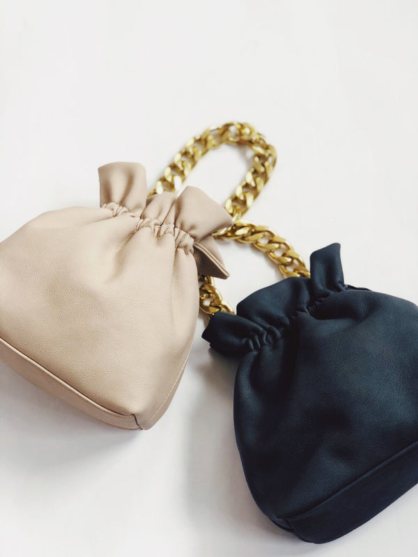 Ines Luxe Pouch Bag by Street Level - amannequin - amannequin