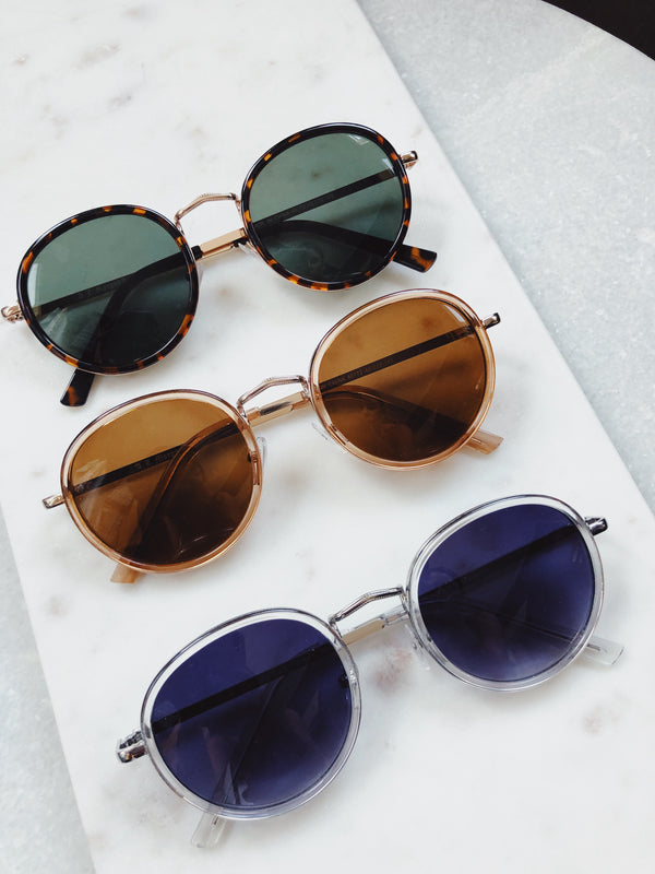 Sofia Retro Round Sunglasses by AJ Morgan-sunnies-aj morgan-AMQN Boutique