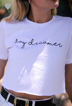 Daydreamer Cropped Tee