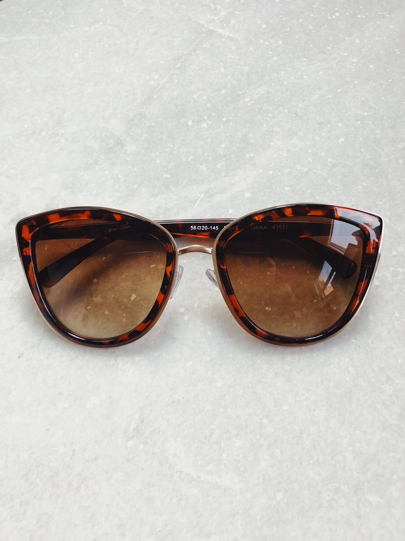 Yes Me! Oversized Cat Eye Sunglasses by AJ Morgan-sunnies-aj morgan-AMQN Boutique
