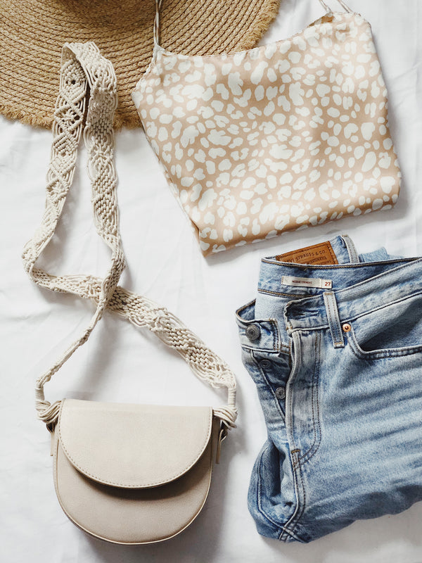 Can't Resist Macrame Crossbody Bag | Street Level