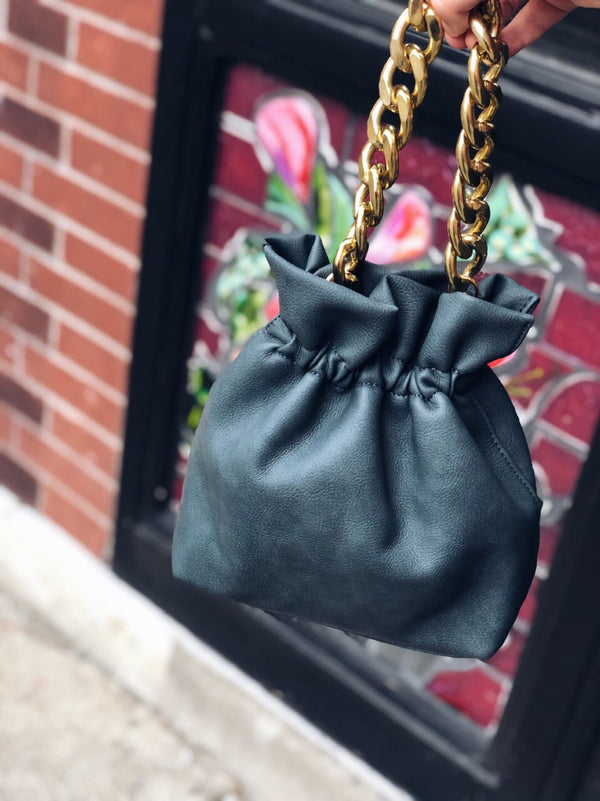 Ines Luxe Pouch Bag by Street Level-Handbag-street level-AMQN Boutique