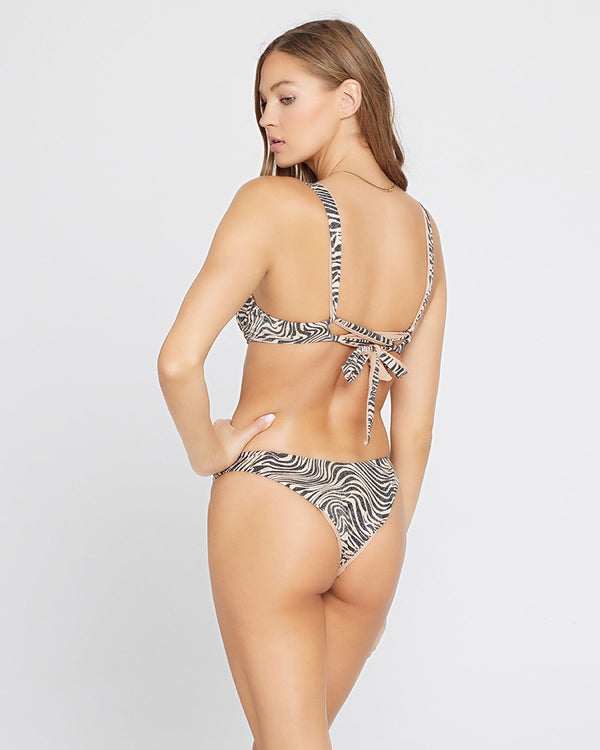 Cabana Animal Instinct Bikini Bottom Bitsy | L*Space