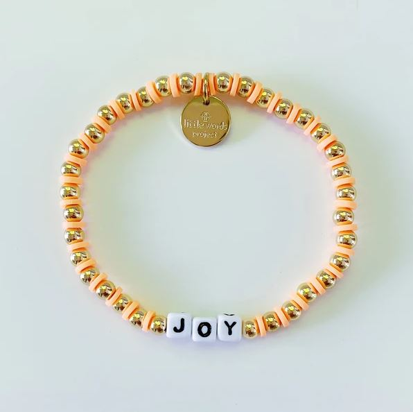 Joy Gold-Filled Bracelet - Little Words Project