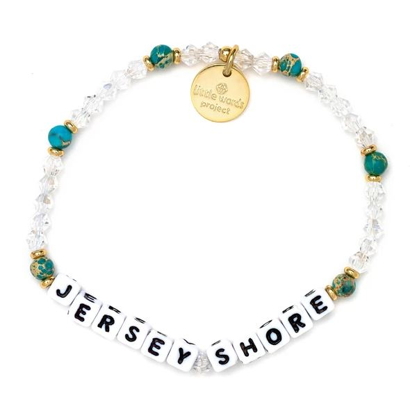 Jersey Shore Bracelet - Little Words Project
