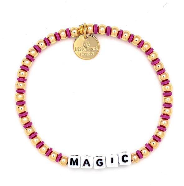 Magic Gold-Filled Bracelet - Little Words Project