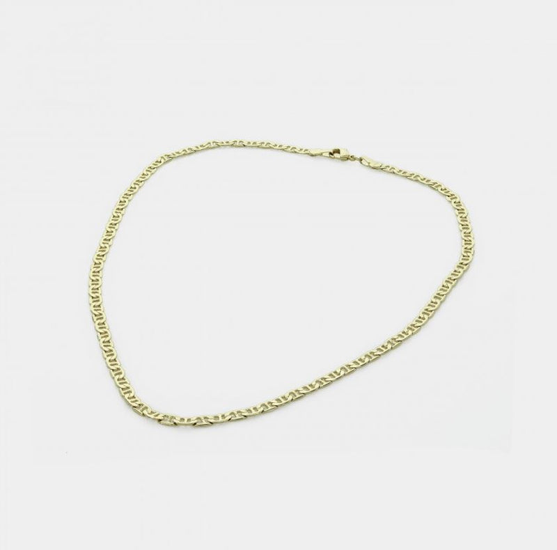 Becca Mariner Gold Chain Necklace