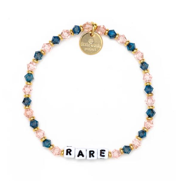 Rare Bracelet - Little Words Project