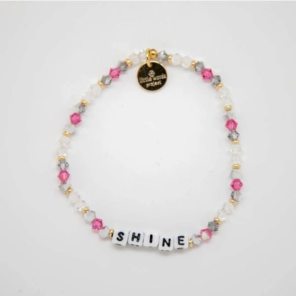 Shine Bracelet - Little Words Project