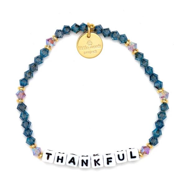 Thankful Bracelet - Little Words Project