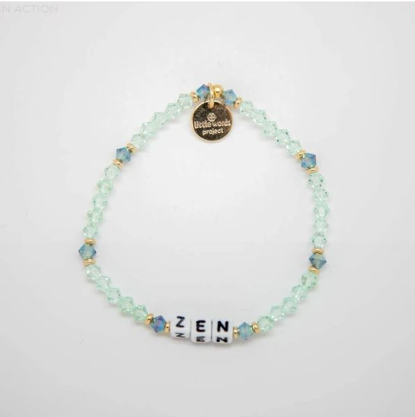 Zen Bracelet - Little Words Project