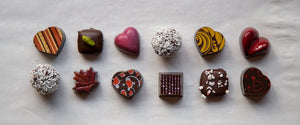 Vegan Chocolate Box