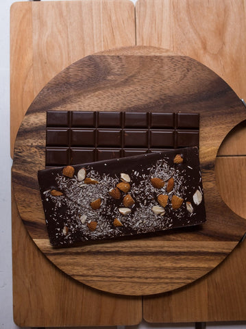 Heartbeat Bar - Dark Chocolate Coconut Almond