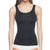 Seamless Shaping Tank Top Black