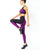 Stanley High Waist Contrast Yoga Workout Legging