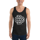 The Charity Brown  Collection-Tank Top