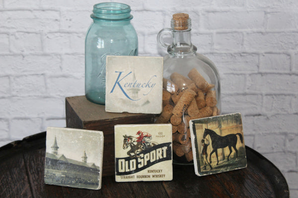 Kentucky Old Sport Coaster