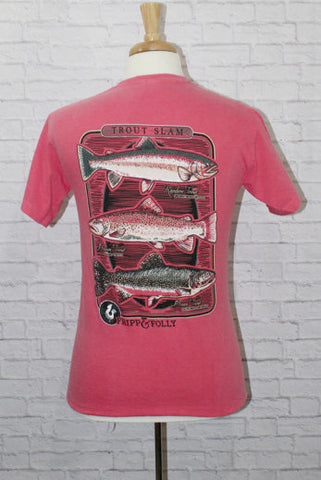 Wild Roses Boutique Men's Fishing Tee