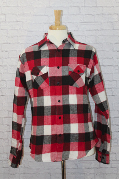 Flannel Button Down
