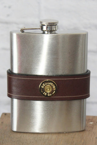 Wild Roses Boutique Hip Flask