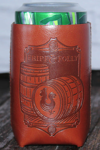 Wild Roses Boutique Frip and Folly Moonshine Koozie