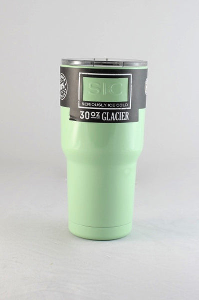 Mint Green Yet Tumbler Cup