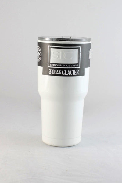 White Yet Tumbler Cup