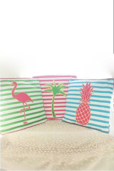 Tropical Pillow Set
