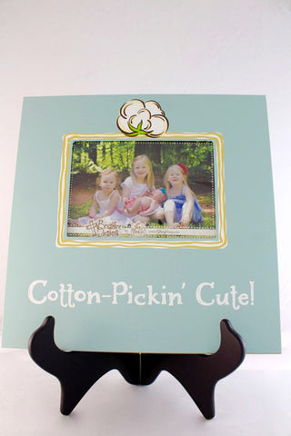 Cotton Pickin Cute Frame