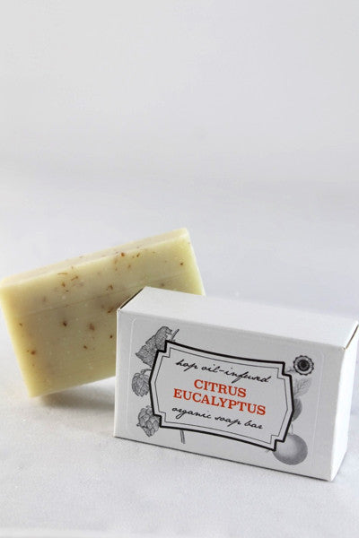 Hop Oil Infused Soap Bar
