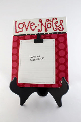Love Notes Clip Picture Frame