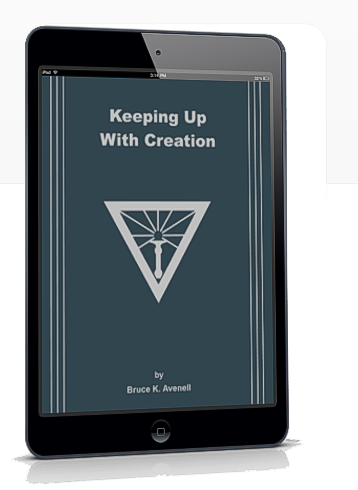 EBOOKLET: Keeping Up With Creation