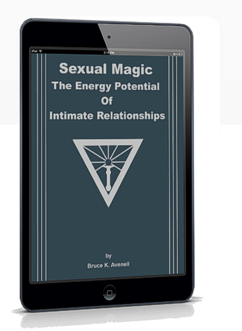 EBOOKLET:  Sexual Magic - The Energy Potential of Intimate Relationships