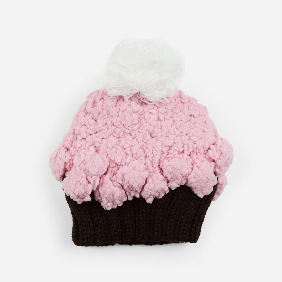 Bella Cupcake Knit Hat