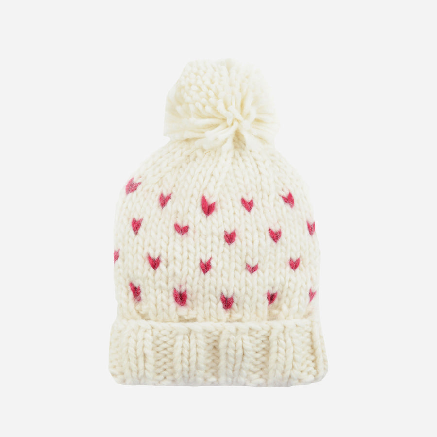 Sawyer Tiny Hearts Beanie