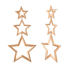Load image into Gallery viewer, Star Statement Earring