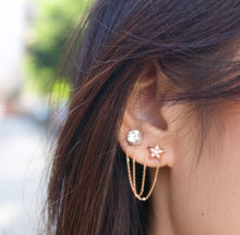 Load image into Gallery viewer, Shooting Star Earring Immediate Delivery