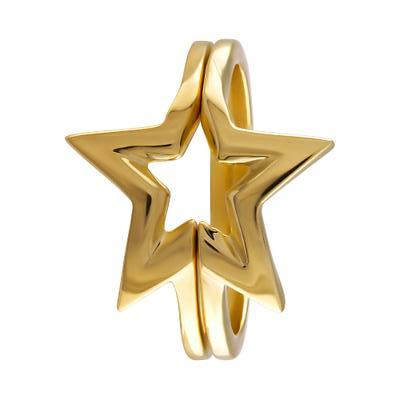 Star Friendship Rings