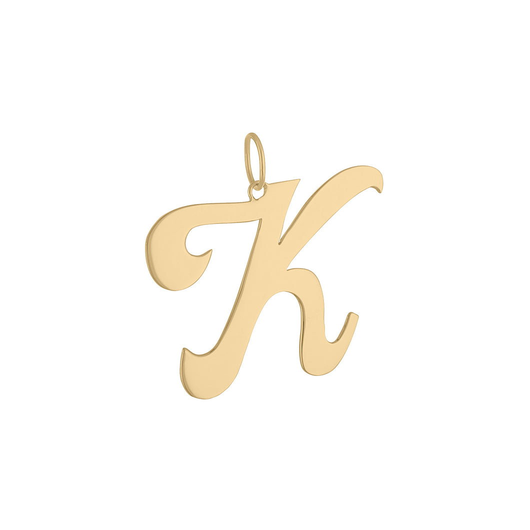 Golden Girl Charm
