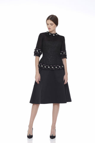 Flair Skirt with Slit