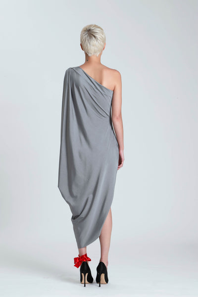 Tarida FW 19 20 One Shoulder Dress