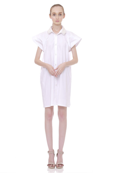 Cotton Oversized Dress