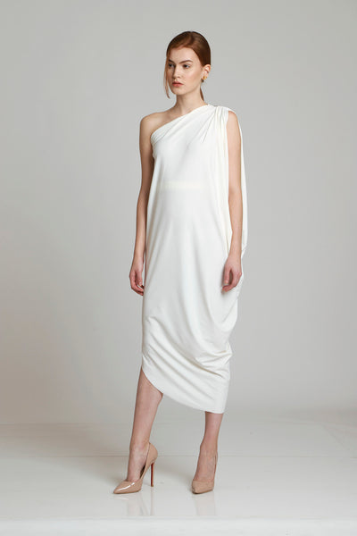 Tarida White Dress