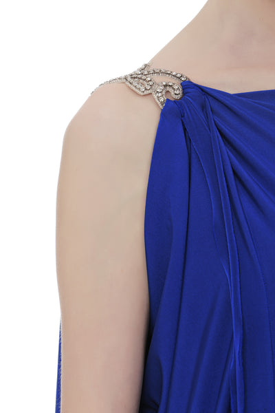 Habanera One Shoulder Dress