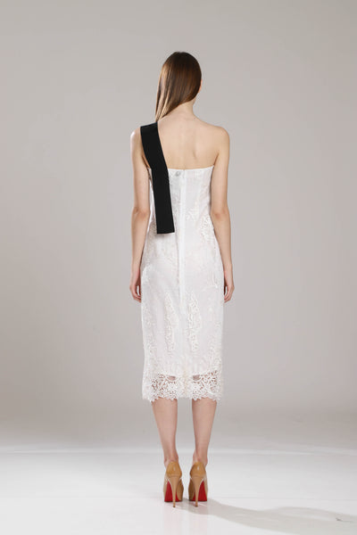 Nearness Lace Simplicity Dress